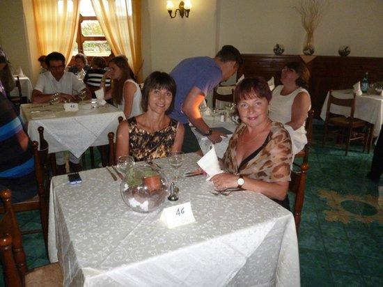 Hotel Zaro: в ресторане отеля