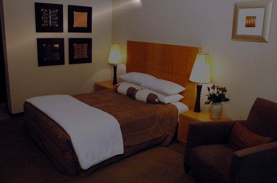 Sunbird Capital: Delux Room