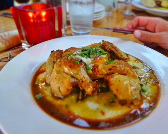 Pasta Piatti: The hen