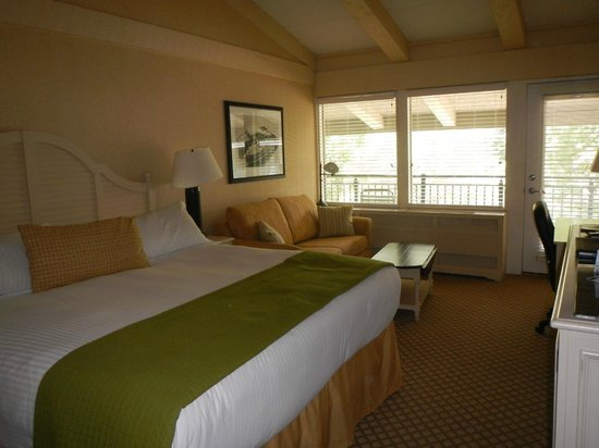 The Abbey Resort: Room 2658