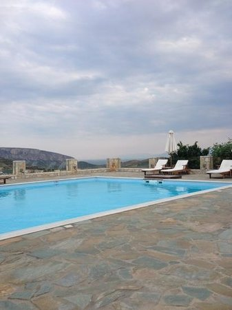 Hotel Perivoli: pool