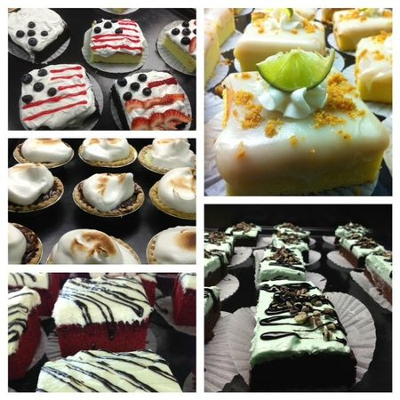 Yummies: Specialty Desserts on Friday & Saturday 3 PM to 7 PM