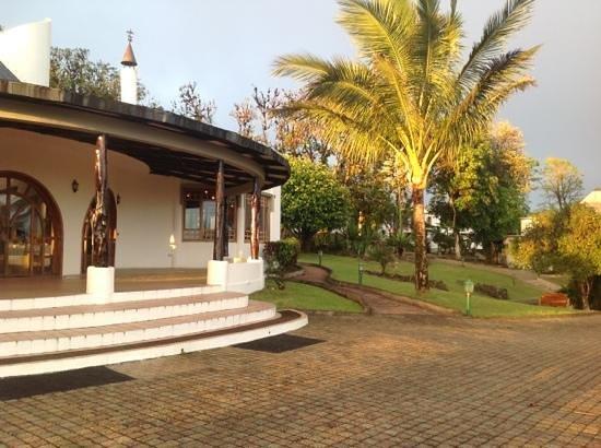 Royal Palm Hotel Galapagos : restaurant