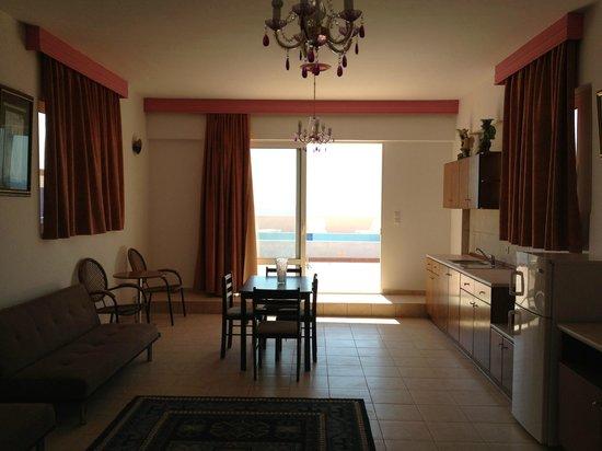 Saint Konstantin Hotel: suite