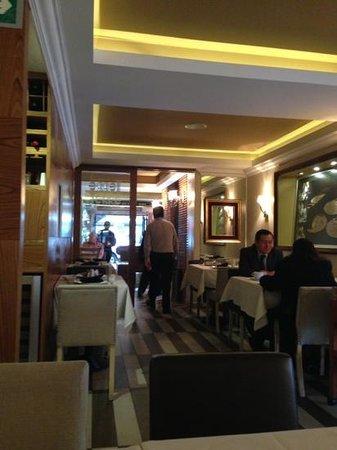 Maria Condesa Boutique Hotel: terre rest