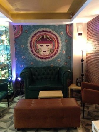 Maria Condesa Boutique Hotel: lobby