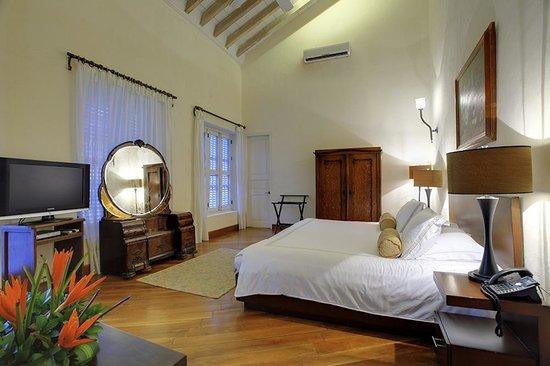 Casa Pestagua Hotel Boutique, Spa: Habitación de Lujo- Casa Pestagua