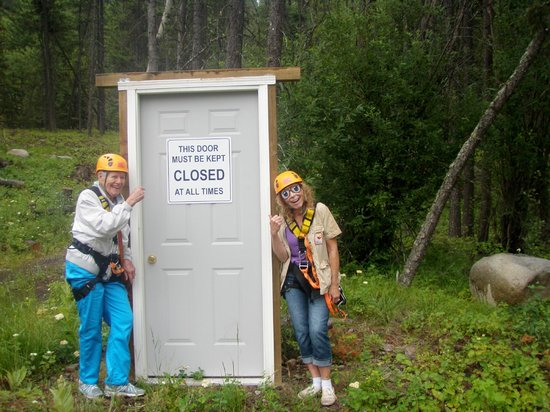 ZipZone Peachland: check out this door