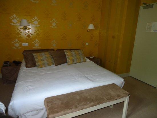 Best Western Hotel Le Guilhem : Quarto nº2