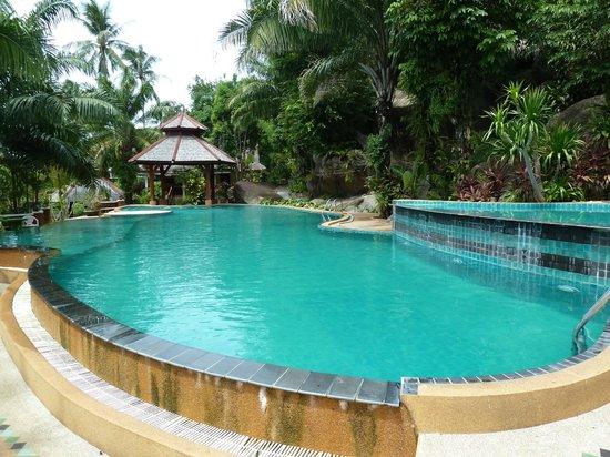 Searine Samui Boutique Resort: piscine