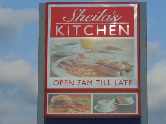 Restaurants Sheila S Kitchen In Swale With Cuisine British