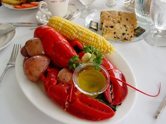 Best Restaurant Mount Desert Island