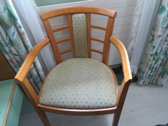 Hotel Balm Meggen: Armchair