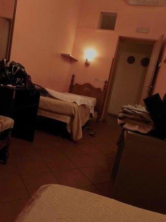 Hotel Nazionale: camera con letti singoli