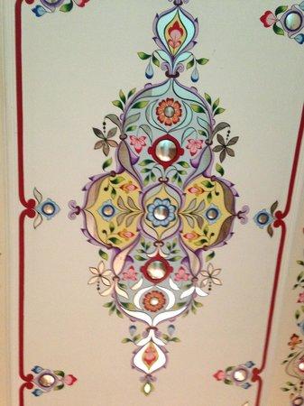 Sunder Palace Guest House: déco
