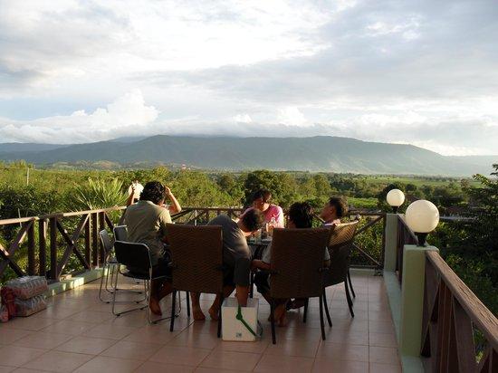 Jutamard Khaoyai Resort: วิวเขาใหญ่ สวยมาก
