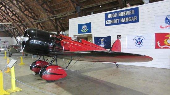 Arkansas Air Museum : Wonderful old Monoplane