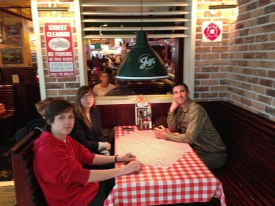 lunch in jeff s picture of jeff s katowice tripadvisor