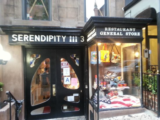 Serendipity 3 / NYC - Picture of Serendipity 3, New York ...