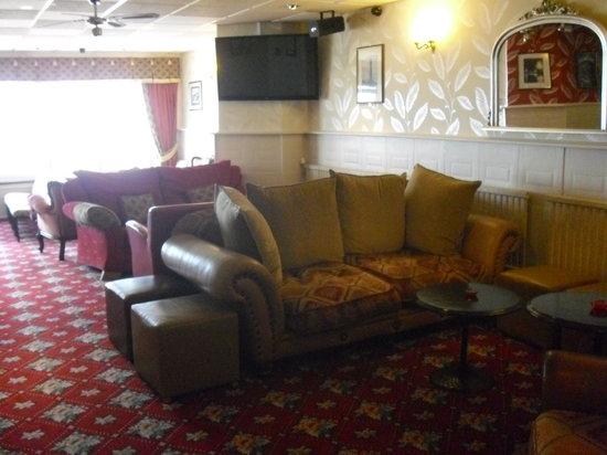 Rutland Hotel: bar