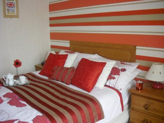 Rutland Hotel: doube room