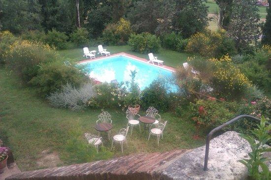 Al Giardino degli Etruschi: magnifique piscine