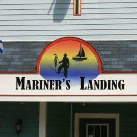 Mariner's Landing: Entrance off Water Street