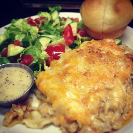Mariner's Landing: Seafood Lasagna