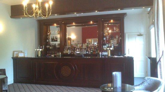 Bailbrook House Hotel: Bar