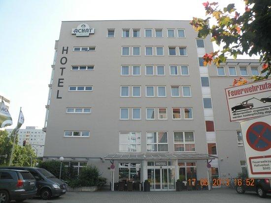 ACHAT Comfort Dresden: Отель Агат