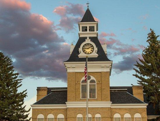 Beaverhead County Court House, Dillon, Montana
