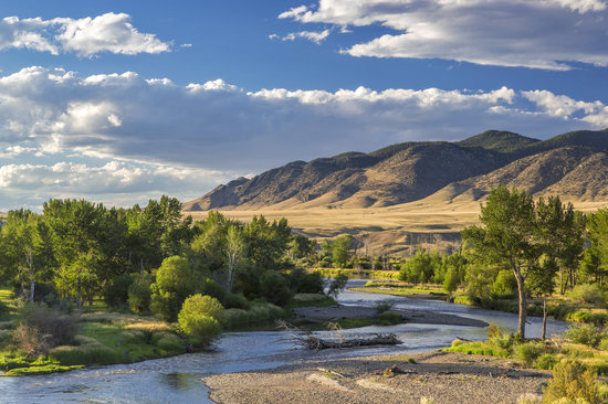 Big Hole River Near Dillon Montana Picture Of Dillon