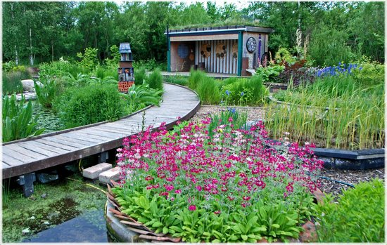 Garden Centre: Picture Of WWT London Wetland
