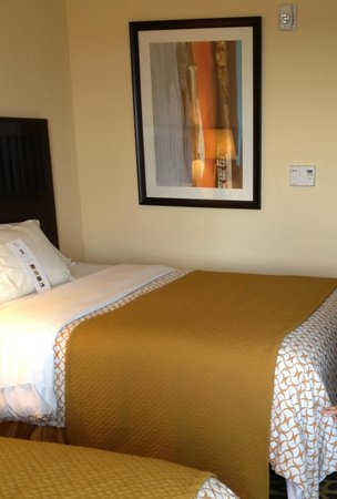 Embassy Suites by Hilton Houston - Energy Corridor: Bedroom