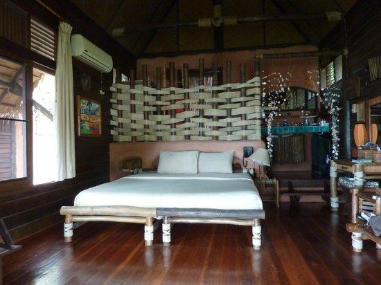 Koh Tao Cabana: Chambre dans cottage
