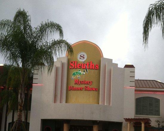 Sleuths Mystery Dinner Shows: Sleuths Mystery Dinner Show, Orlando, FL