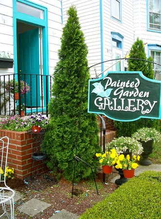 Painted Garden Gallery
