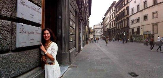 B&B Le Stanze del Duomo: Entrada Principal