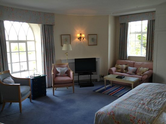 The Castle at Taunton: Room 1