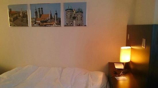 Fleming's Hotel München-Schwabing: Room