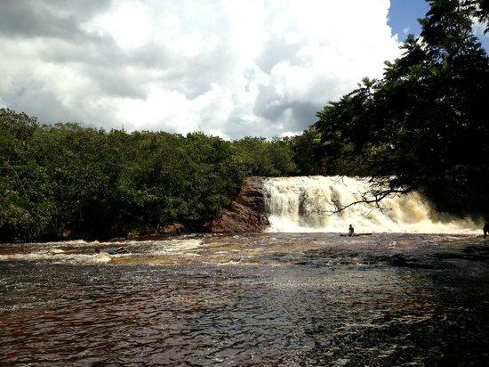 Hotel Iracema Falls : Cachoeira Iracema fica próximo ao hotel