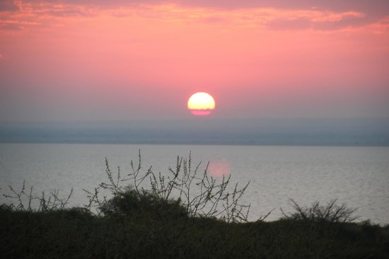 Lake Burunge Tented Camp: Amanecer