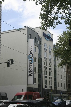 Hotel Motel One Frankfurt-East Side: Frankfurt Motel One