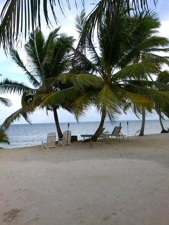 Sapphire Beach Resort: beach view 1