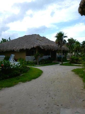 Sapphire Beach Resort: cabana