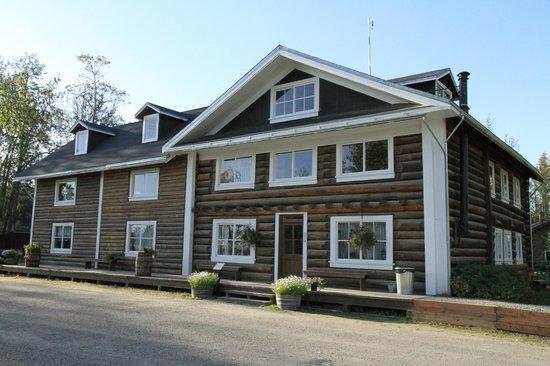 "Delta Junction, AK : Rika""s house"