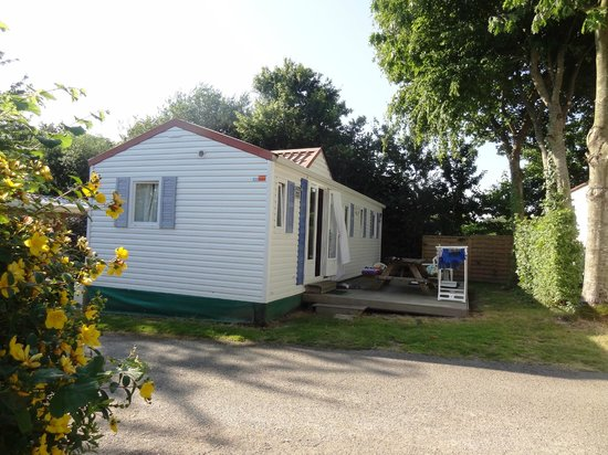 Camping Le Patisseau : Mobil-home