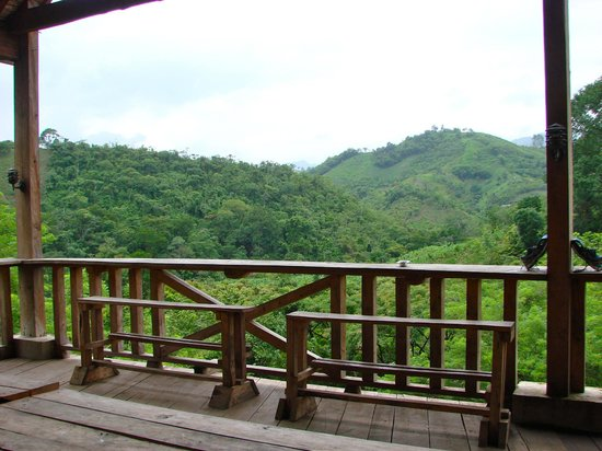 Utopia Eco Hotel: awesome view