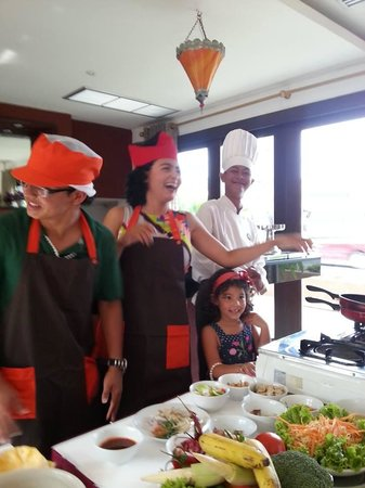Saboey Resort and Villas: Cooking lessons
