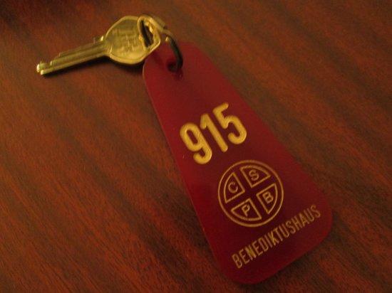 BENEDIKTUSHAUS IM SCHOTTENSTIFT: room number